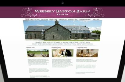 Webbery Barton Barn - hero