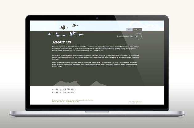 FLOQ Web Design - Bradshaw Taylor